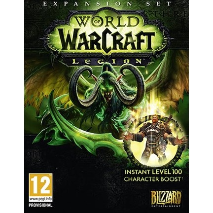 Blizzard PC World of Warcraft: Legion