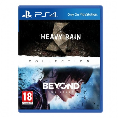 Sony The Heavy Rain & BEYOND: Two Souls Collection_Předobjednávka_2.3. 2016