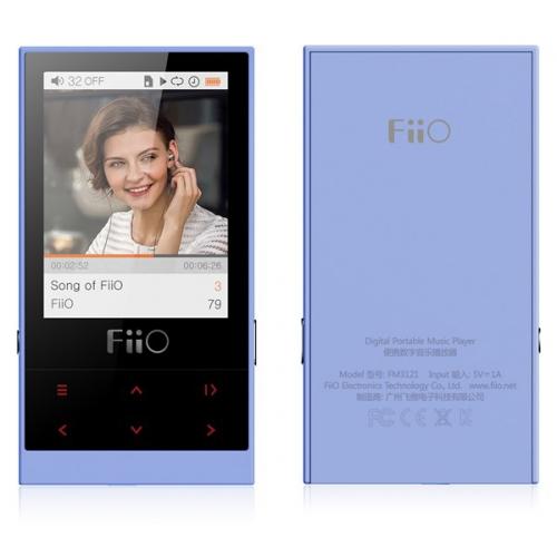 FiiO M3 modrý