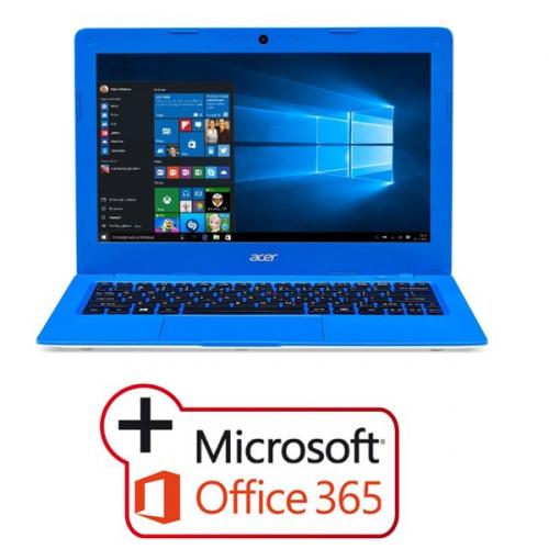 Acer Aspire One Cloudbook 11 (AO1-131-C216) modrý