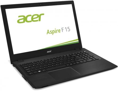 Acer Aspire F15 (F5-571-35NT) černý