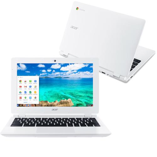 Acer Chromebook 11 (CB3-131-C4SZ) bílý