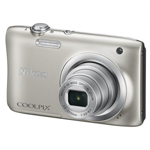 Nikon Coolpix A100 stříbrný ()