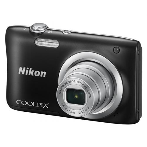 Nikon Coolpix A100 černý ()