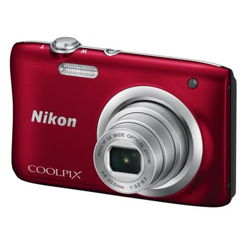 Nikon Coolpix A100 červený ()