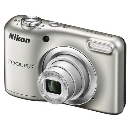 Nikon Coolpix A10 stříbrný ()