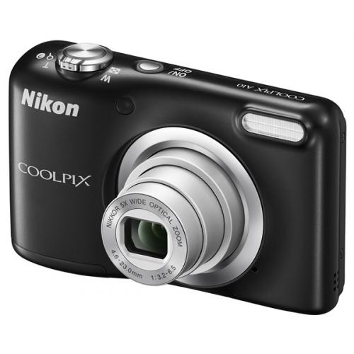 Nikon Coolpix A10 černý ()