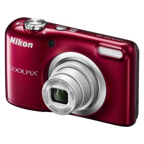 Nikon Coolpix A10 červený ()