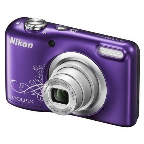 Nikon Coolpix A10 fialový ()