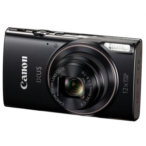 """Fotografie Digitální fotoaparát Canon IXUS 285 HS ČERNÝ - 20MP, 12x zoom, 25-300mm, 3,0"""", G"""