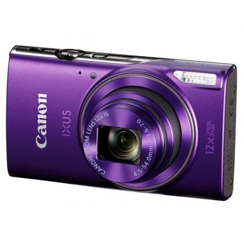 Canon IXUS 285 HS fialový ()