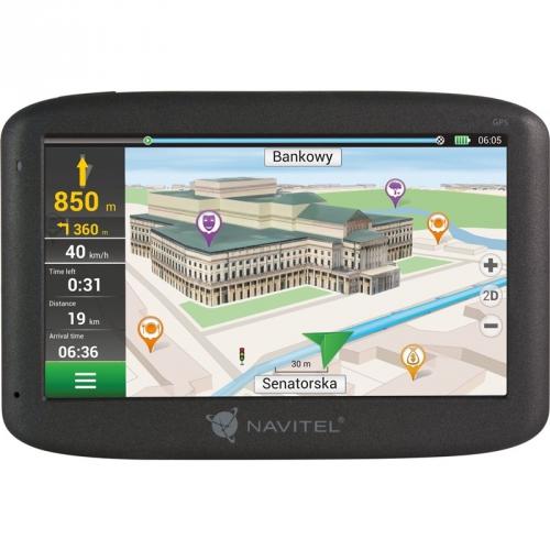 Fotografie Navigační systémy NAVITEL E500