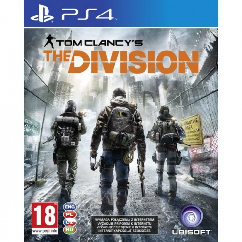 Ubisoft PlayStation 4 Tom Clancy's The Division (3307215804469)