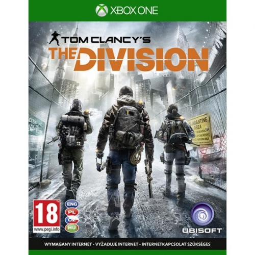 Ubisoft Xbox One Tom Clancys The Division
