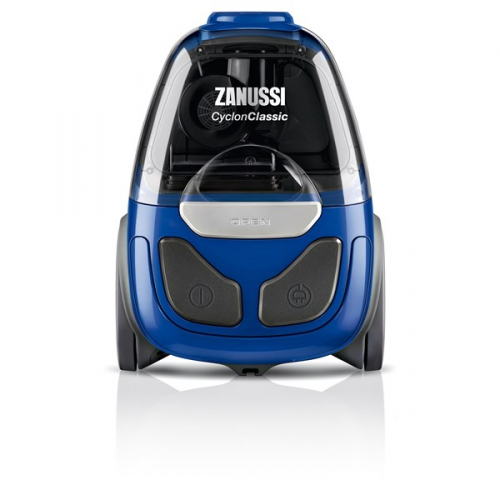 Zanussi ZAN1920EL šedý/modrý