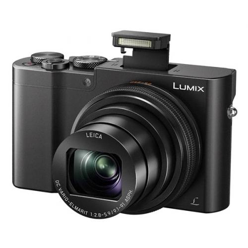 Digitální fotoaparát Panasonic Lumix DMC-TZ100EPK černý