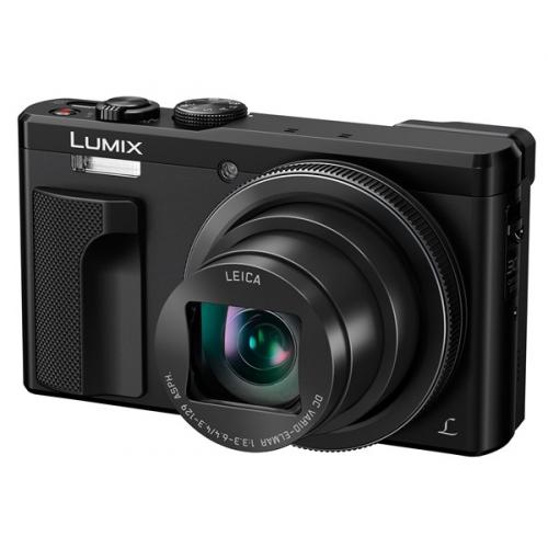 Digitální fotoaparát Panasonic Lumix DMC-TZ80EP-K černý + DOPRAVA ZDARMA