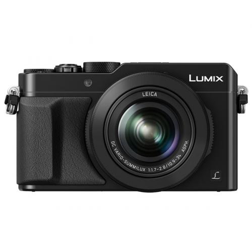 Digitální fotoaparát Panasonic Lumix DMC-LX100EPK černý