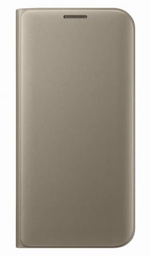 Fotografie Samsung pro Galaxy S7 Edge (EF-WG935P) zlaté (EF-WG935PFEGWW)