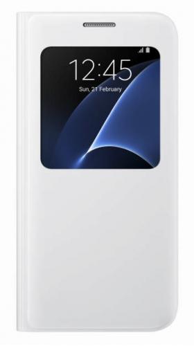 Samsung S-View pro Galaxy S7 (EF-CG930P) bílé