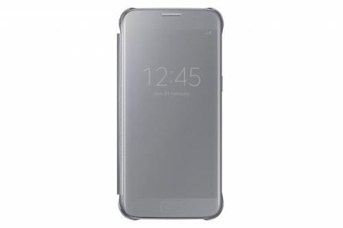 Samsung Clear View pro Galaxy S7 (EF-ZG930C) stříbrné
