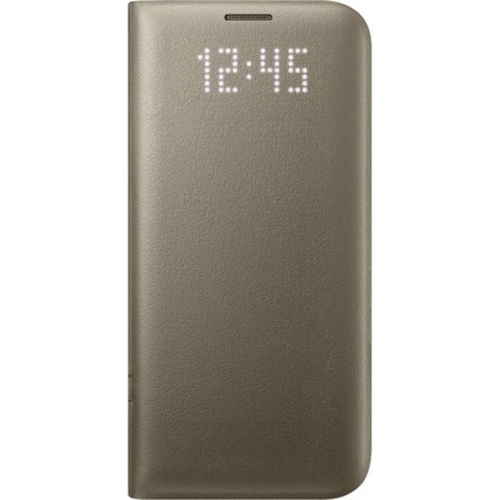 Samsung LED View pro Galaxy S7 Edge (EF-NG935P) zlaté