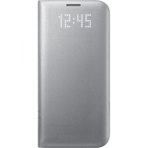 Samsung LED View pro Galaxy S7 Edge (EF-NG935P) stříbrné