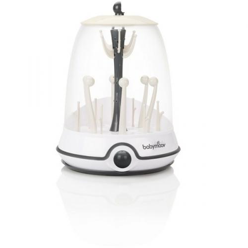 Babymoov Turbo CREAM elektrický šedé/bílé