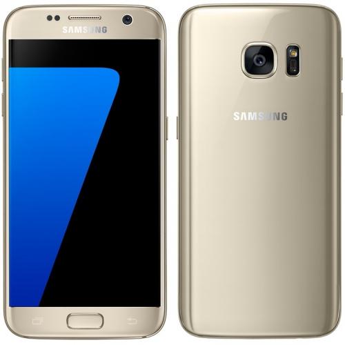 Samsung Galaxy S7 32 GB (G930F) zlatý + dárek