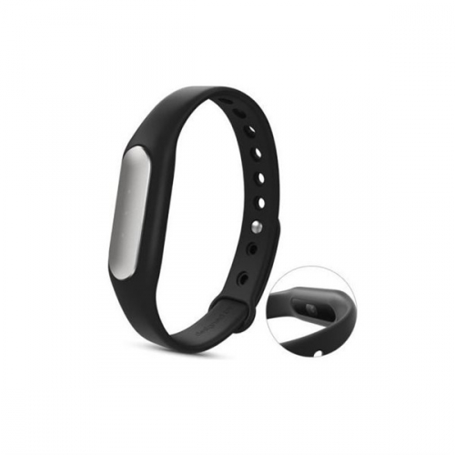 Xiaomi Mi Band 1s se senzorem srdečního tepu černý