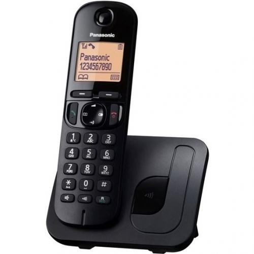 Panasonic KX-TGC210FXB černý