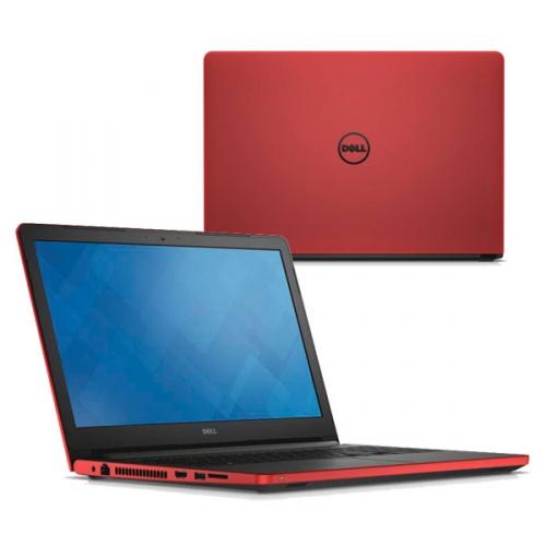 Dell Inspiron 15 5559 červený + dárky