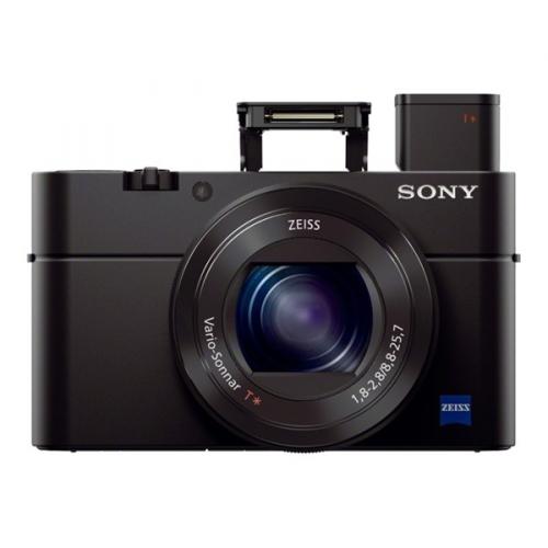 Fotografie SONY DSC-RX100M 3 Digitální kompaktní fotoaparát