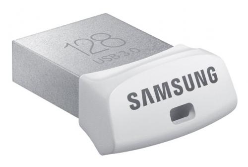 Samsung FIT 128GB USB 3.0 bílý
