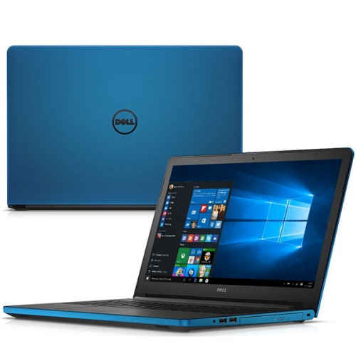 Dell Inspiron 17 5759 modrý + dárky