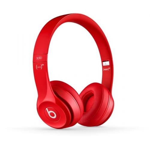 Beats Solo2 červená