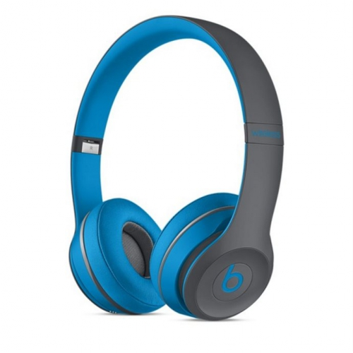 Beats Solo2 Wireless Active Collection modrá