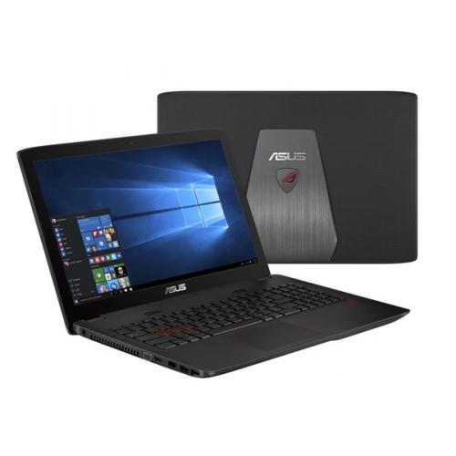 Asus ROG GL552VX-CN147T černý/plast + dárek