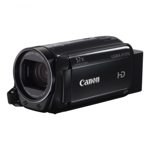 Canon LEGRIA HF R706 Essential kit černá ()