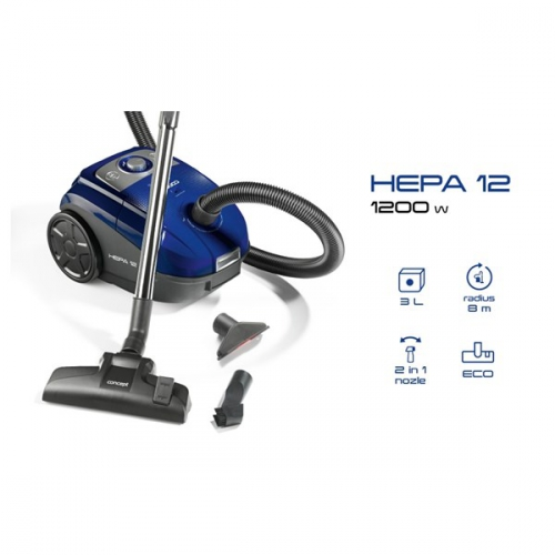Concept VP8070 modrý