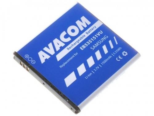 Avacom pro Samsung Galaxy S Advance, Li-Ion 1500mAh (náhrada EB535151VU)