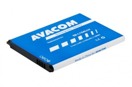 Avacom pro Samsung Galaxy S3, Li-Ion 2100mAh (náhrada EB-L1G6LLU)