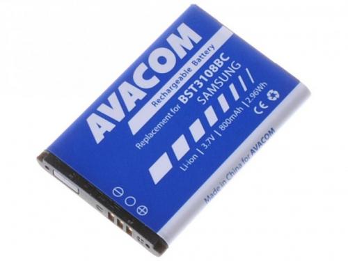 Avacom pro Samsung X200, E250, Li-Ion 800mAh (náhrada AB463446BU)