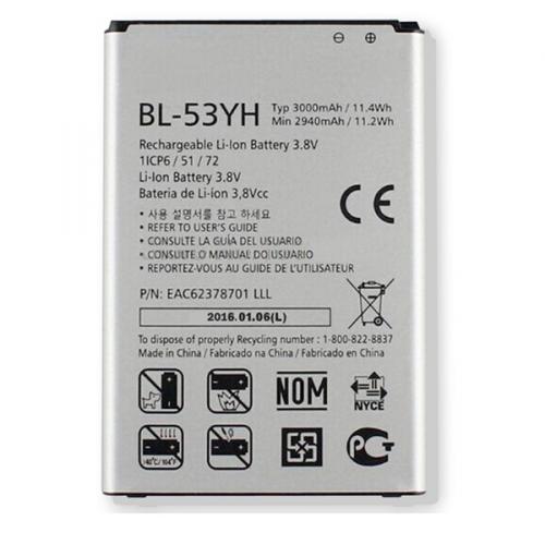 LG pro G3, Li-Ion 3000mAh - bulk