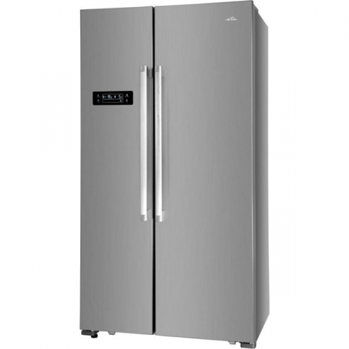 Americká lednice ETA 136090010 nerez + DOPRAVA ZDARMA