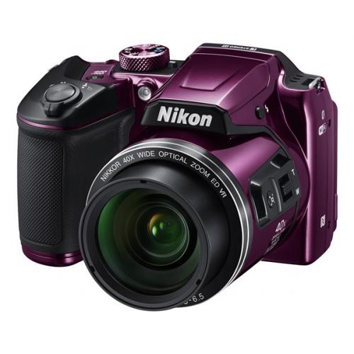 Nikon Coolpix B500 fialový ()