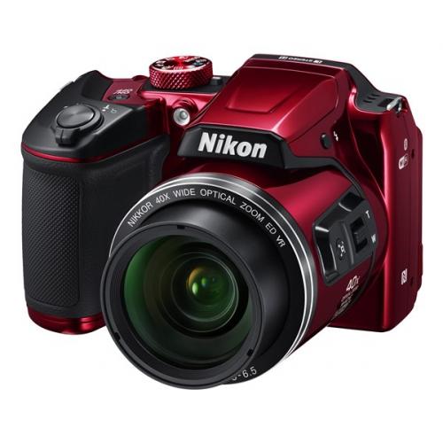 Nikon Coolpix B500 červený ()