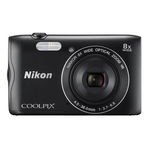 Nikon Coolpix A300 černý ()
