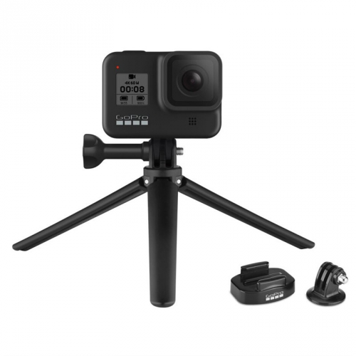 GoPro Tripod Mounts (Držáky na stojan + mini-tripod)