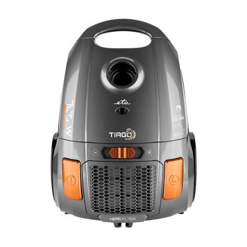 Podlahový vysavač ETA Tiago 3507 90000 stříbrný